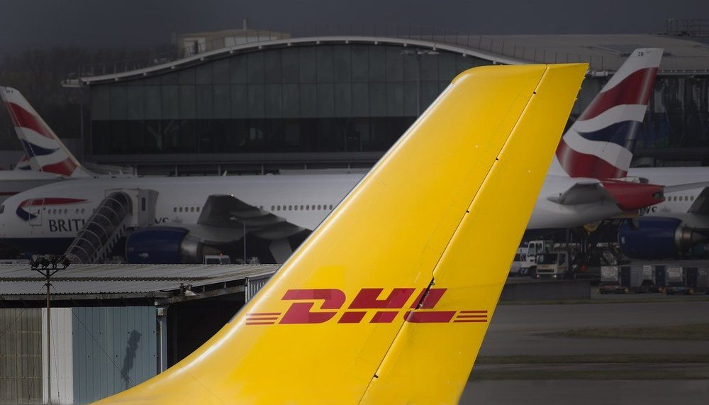 Rask og global frakt med DHL